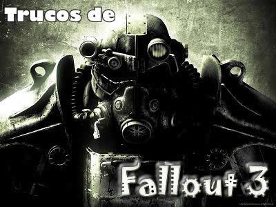 Trucos para Fallout 3 de PC