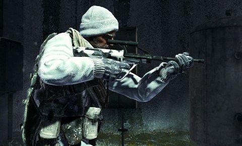 Call of Duty, malo para los niños