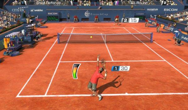 Virtua Tennis 4: Edicion World Tour