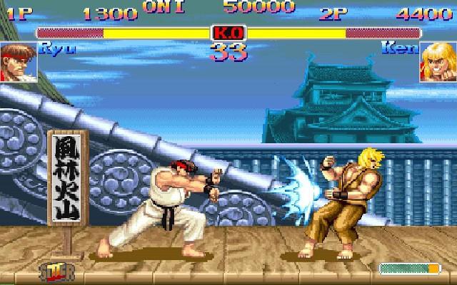 Los Juegos De Lucha Clasicos Podrian Volver A Las Maquinas Arcade De