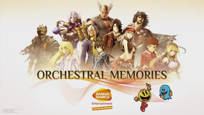 Bandai Namco Orchestral Memories