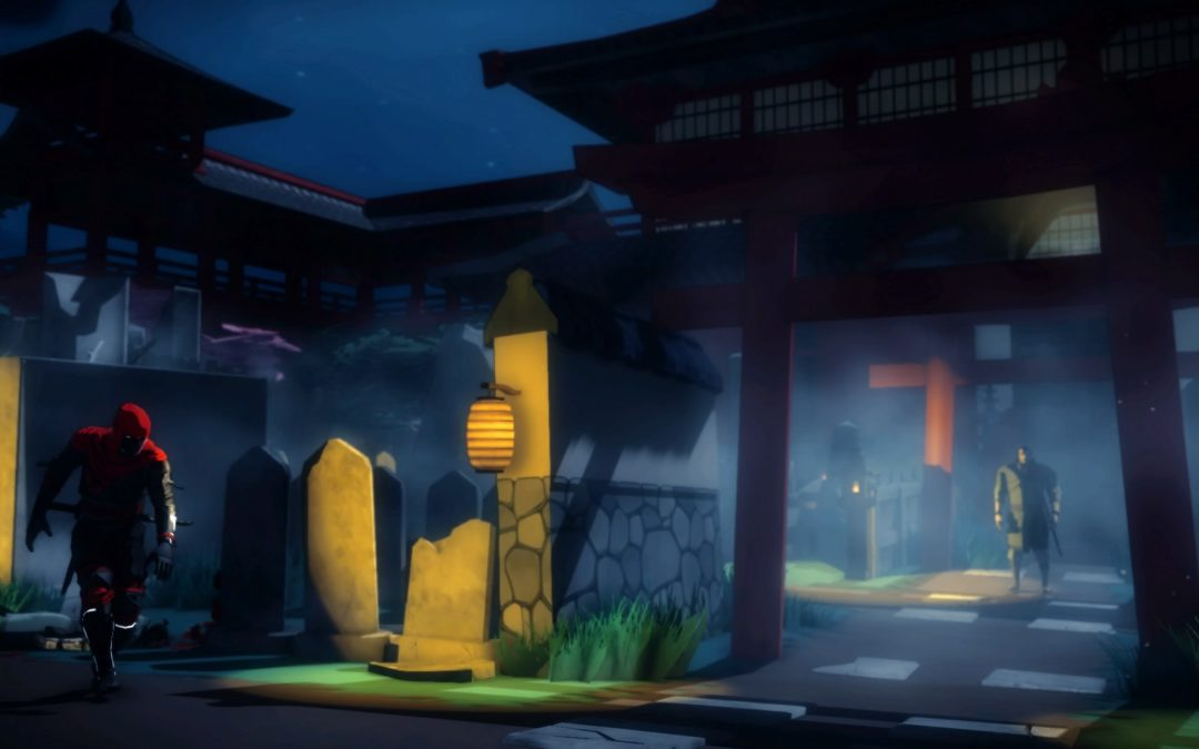 Especial Aragami: Mark of the Ninja