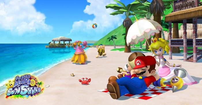 Super Mario Sunshine Un Nuevo Juego Para Nintendo Switch Zero