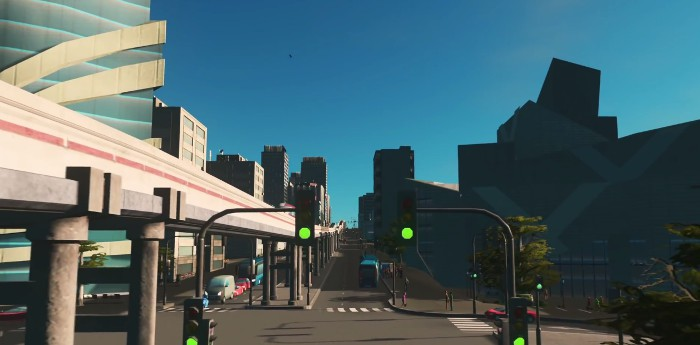 Cities: Skylines: Mass Transit