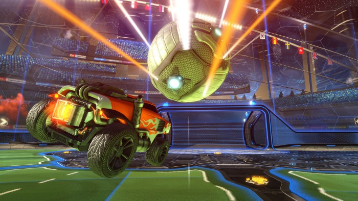 Rocket League recibirá parches para PS4 y PS4 Pro