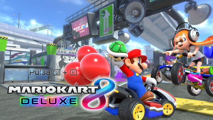 Análisis Mario Kart 8 Deluxe