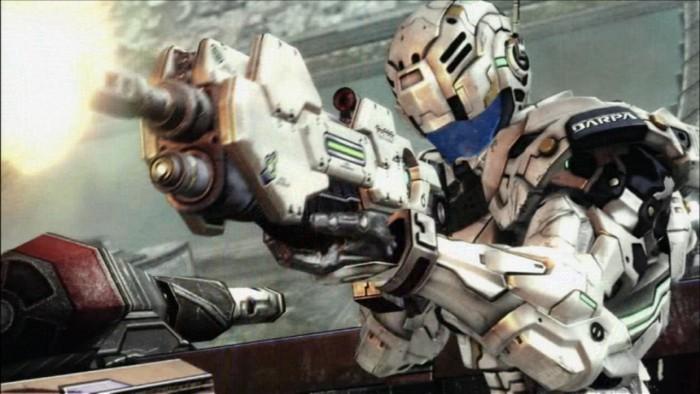 Bayonetta para PC se actualiza con un teaser de Vanquish