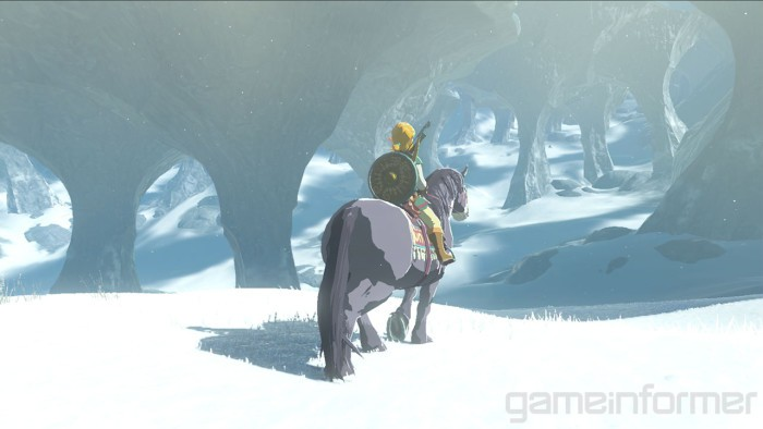 Nuevas imágenes de The Legend of Zelda: Breath of the Wild