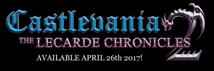 Castlevania The Lecarde Chronicles 2 ya disponible (gratis)