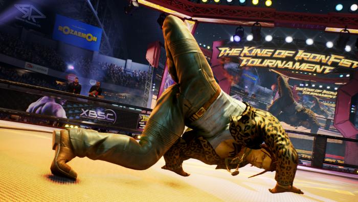 Eddy Gordo será parte del elenco de Tekken 7