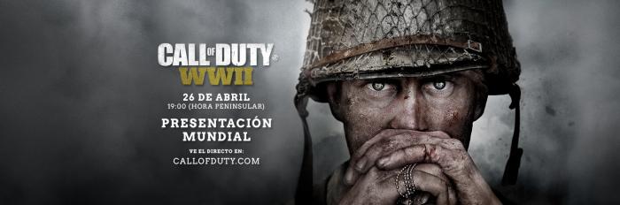Call of Duty WWII es una realidad