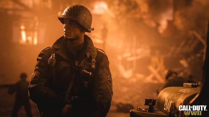El multijugador de Call of Duty: WWII incluirá mujeres soldado