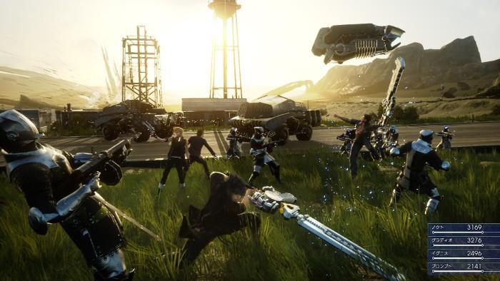 Square Enix está pensando en hacer un port de Final Fantasy XV para Xbox Scorpio