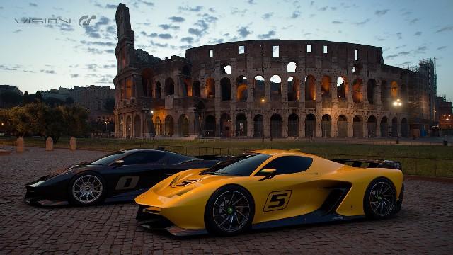 Descubre el nuevo Fittipaldi EF7 by Pininfarina en exclusiva para GT Sport