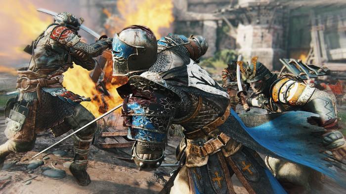 Ubisoft ya ha baneado a cientos de jugadores de For Honor que estaban haciendo trampas