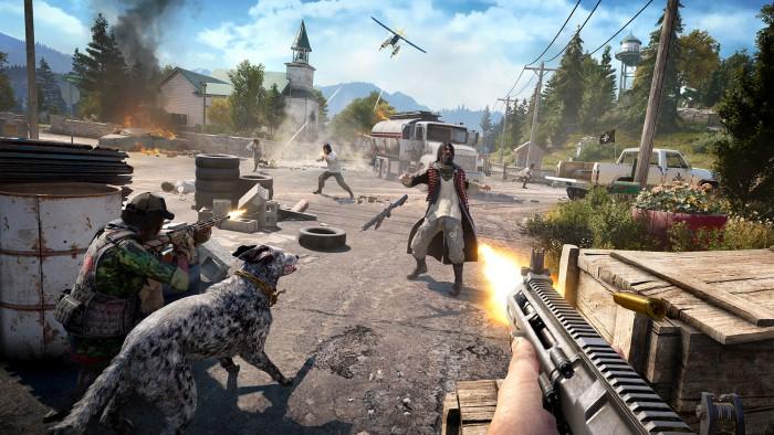 Primer vídeo de Far Cry 5, salida el 27 de febrero de 2018