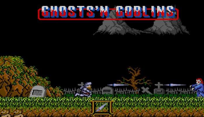 1942, Ghosts'N Goblins, Ghouls'N Ghosts y Wolf of the Battlefield: Commando, próximamente para móviles