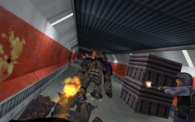 Half-Life recibe un parche 19 años después de su lanzamiento