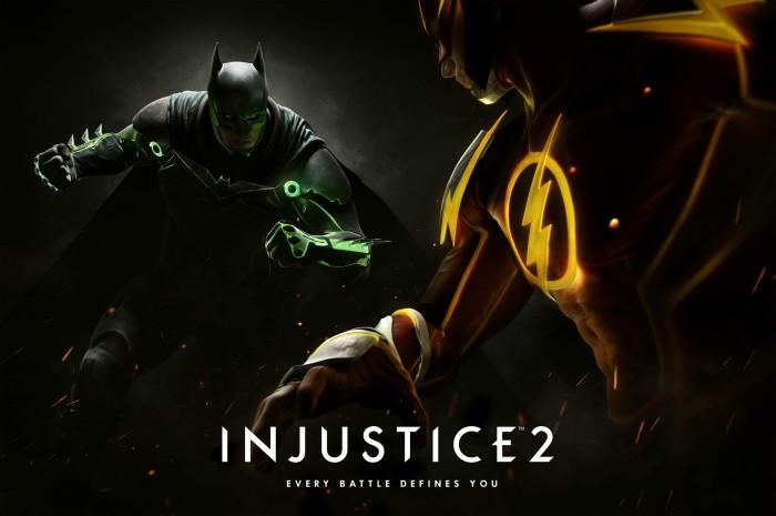 ¡Injustice 2 por fin ha llegado!
