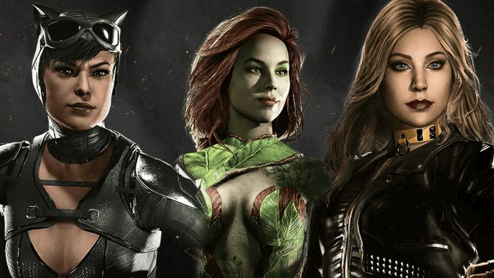Cuatro villanas se suman al plantel de Injustice 2