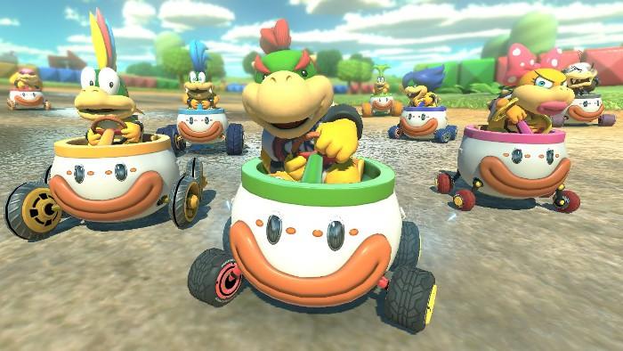 Mario Kart 8 Deluxe es un éxito: vendidas más de 459.000 unidades en USA