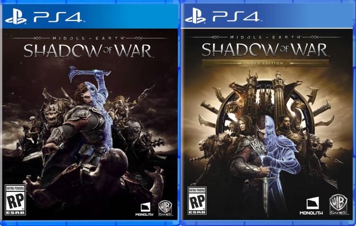 Se filtra la posible secuela de Shadow of Mordor