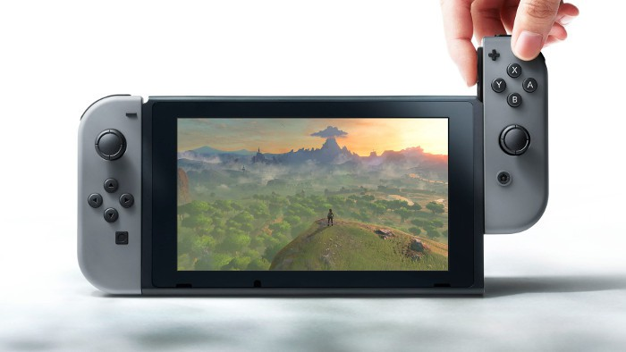 Nintendo Switch ya se vende… Pero de manera ilegal y con máquinas robadas
