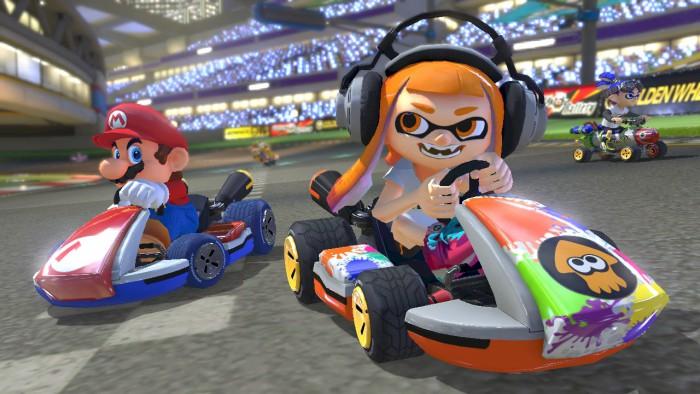 Mario Kart 8 Deluxe nos enseña más contenido jugable