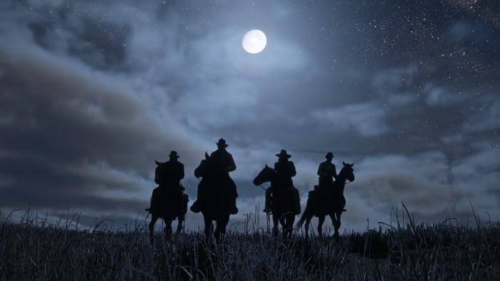 Espectaculares imágenes de Red Dead Redemption 2 y retraso en su lanzamiento
