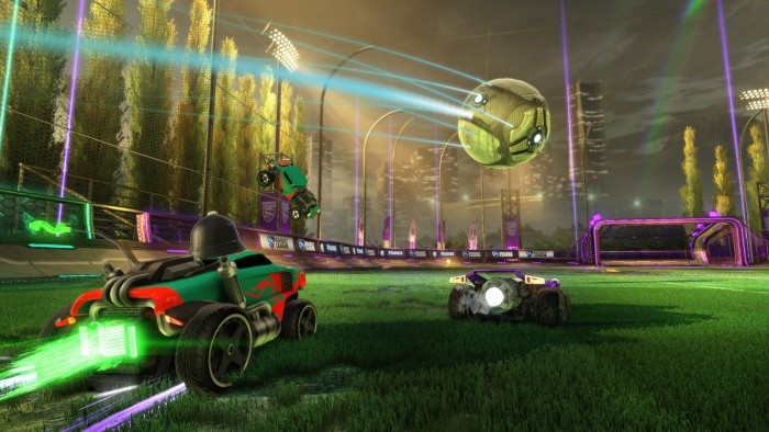 Rocket League, a 720p y 60 FPS en Nintendo Switch
