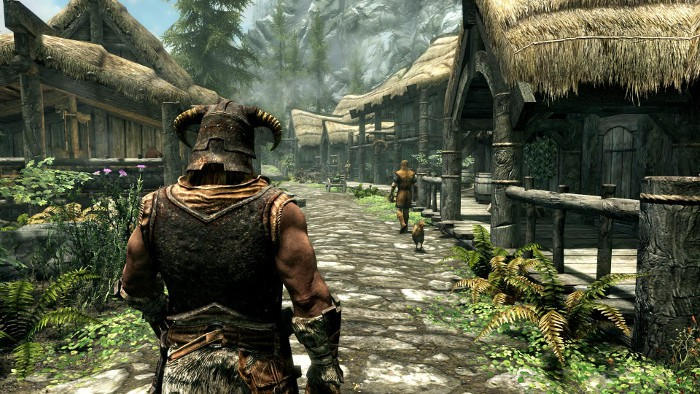 Skyrim y Fallout 4 se actualizarán para aprovechar la potencia de Xbox Scorpio