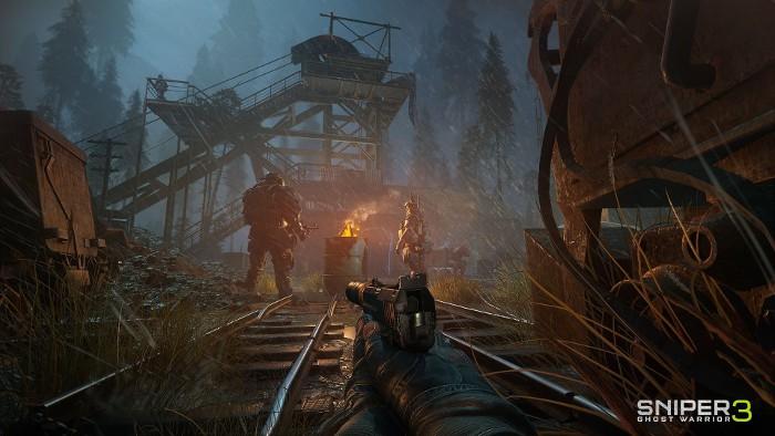 Cuidado con Sniper Ghost Warrior 3: tarda casi 5 minutos en iniciar