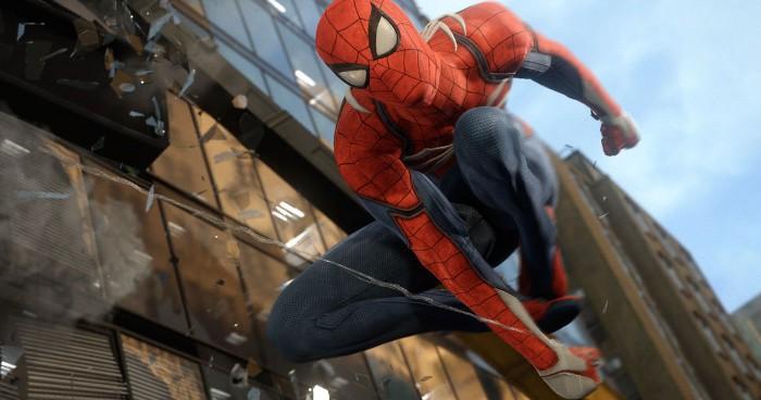 El Spider-Man de Insomniac confirma su llegada para 2017