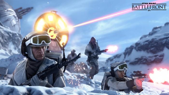 Star Wars Battlefront 2, Need for Speed, FIFA 18 y NBA Live 18, presentes en el próximo EA Play