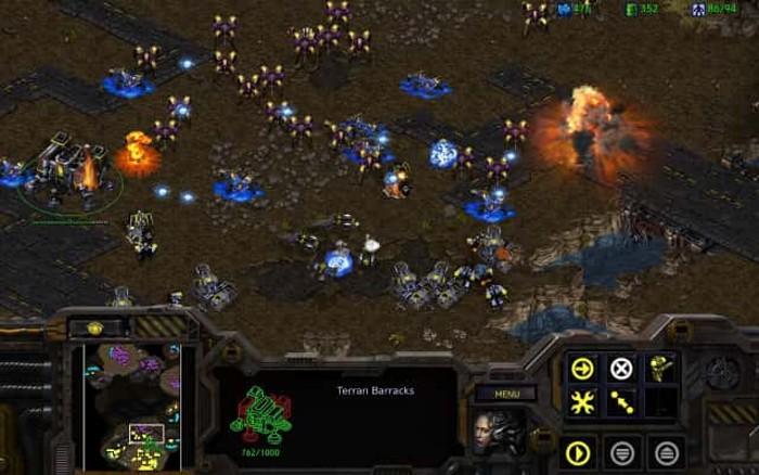 El StarCraft original ya es gratuito gracias al parche 1.18