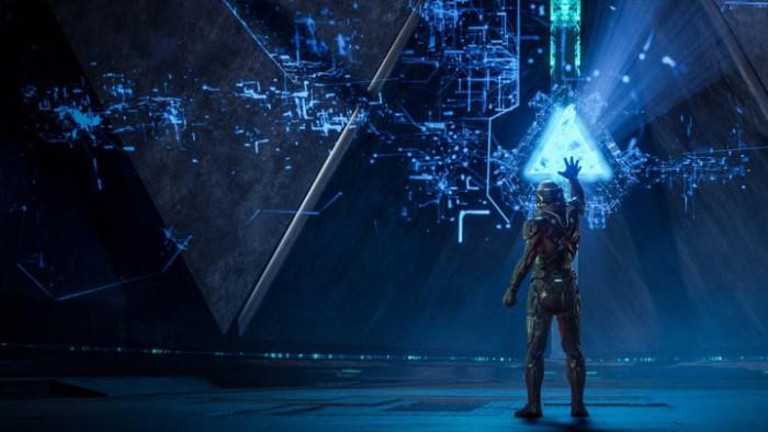Exploración y los primeros 13 minutos de Mass Effect Andromeda
