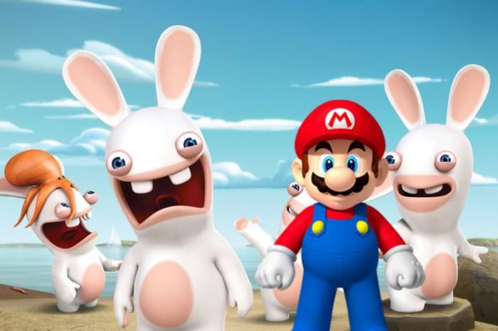 Mario + Rabbids Kingdom en desarrollo y a la venta este año en Switch