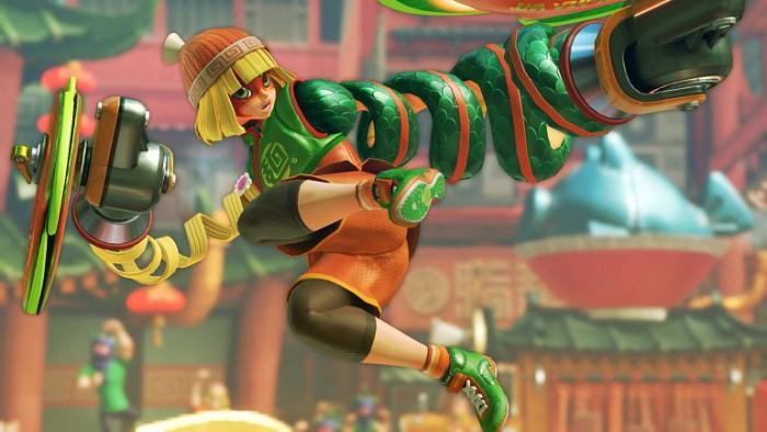 Arms y Splatoon copan el último Direct de Nintendo (y más dentro)