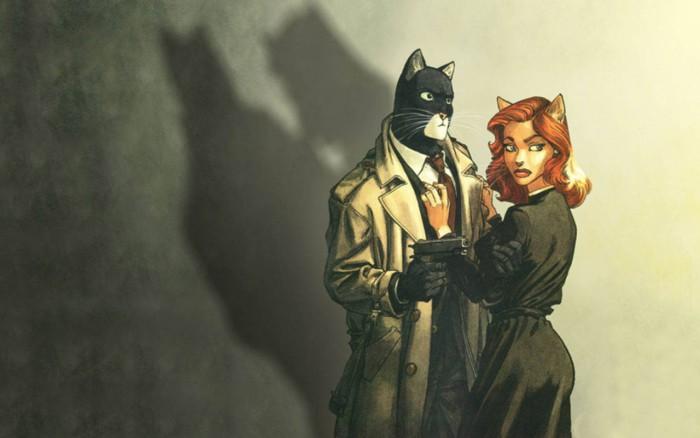 Blacksad protagoniza la nueva aventura gráfica de Pendulo Studios