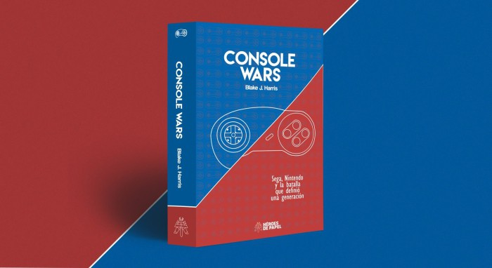 Análisis Console Wars