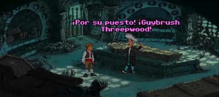 """The Curse of Monkey Island """"Demake"""": conociendo a su creador (primera parte)"""