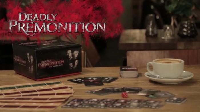 Deadly Premonition salta a los tableros, ¿adivinas quién es el asesino?