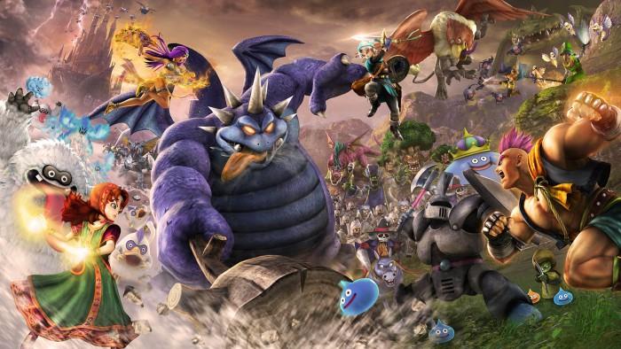 Especial Dragon Quest Heroes II: un JRPG con corazón de Musou
