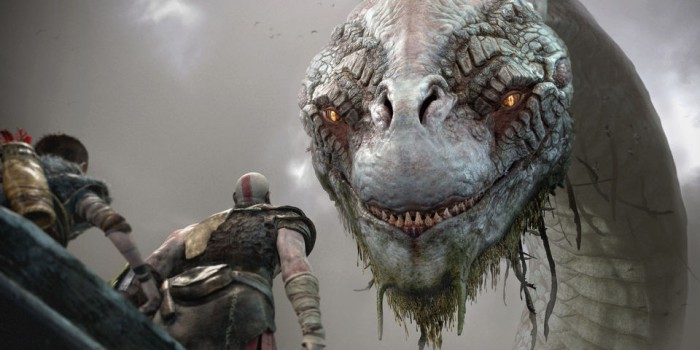 [E3 17] Sony presenta God of War, Days Gone y un remake de Shadow of the Colossus