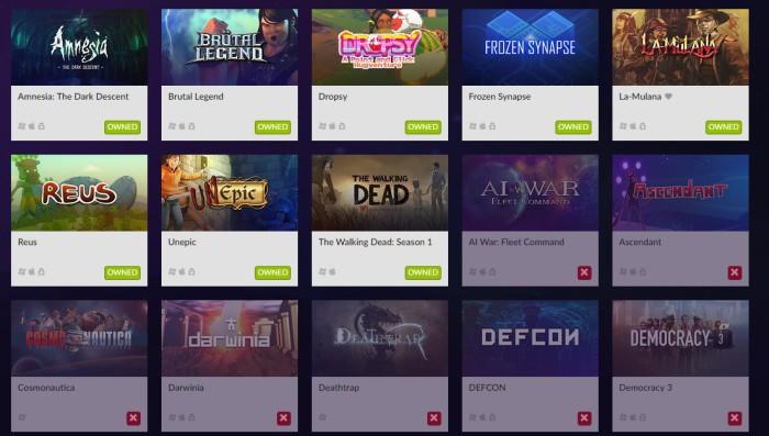 GOG Connect inicia su quinta oleada de juegos traídos desde Steam
