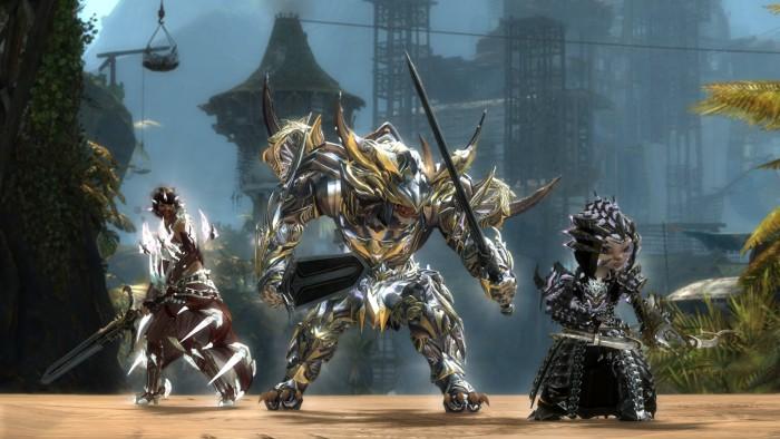 Guild Wars 2: el viaje para fabricar las armaduras legendarias concluye
