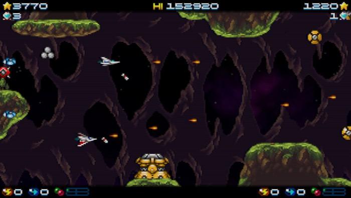 Super Hydorah, lo nuevo de Locomalito, busca suerte en Greenlight