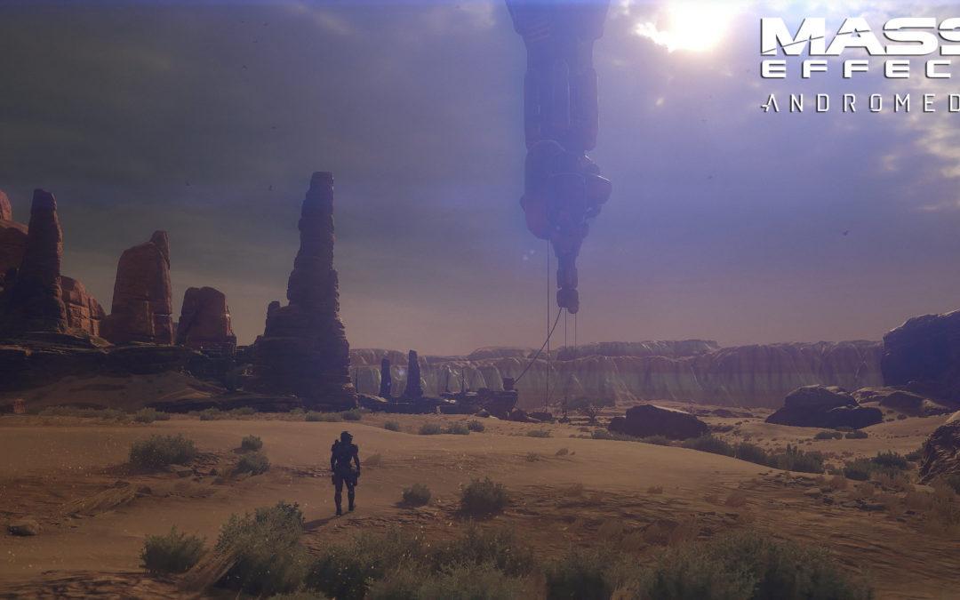 Especial Mass Effect: Andromeda, una nueva galaxia