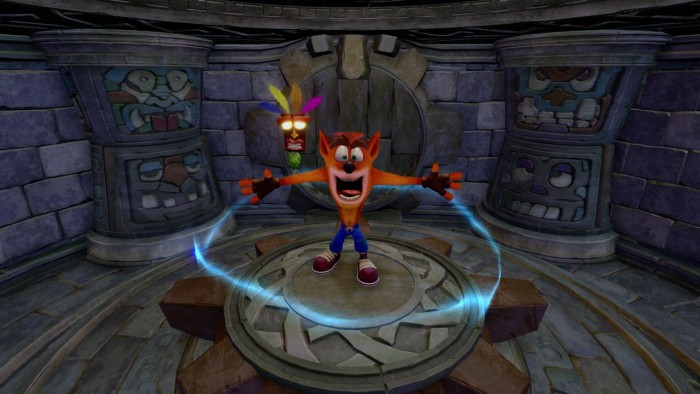 Crash Bandicoot N. Sane Trilogy muestra el nivel Sewer or Later