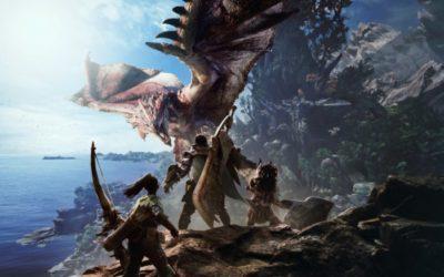 Monster Hunter: World se exhibe en 23 minutos de gameplay